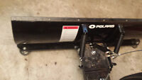 BRAND NEW PLOW AND MOUNT TO FIT ALL 2004 to 2010 SPORTSMAN