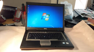 Dell D620 Dual Core Laptop with DVD&Wireless, Can Deliver