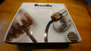 Breville smoke gun - new in box