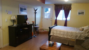 FEMALE ONLY private bachelor suite for rent Smith Creek