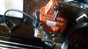 Husqvarna hydraulic pole saw 500 or best offer Cornwall Ontario image 4