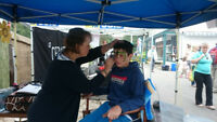 Professional Face Painting in Muskoka and Haliburton