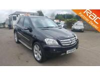 2006 Mercedes-Benz M Class ML320 3.2CDi 204 Sport Tp7 Diesel black Automatic