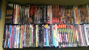 DVDs $1 or 6/$5