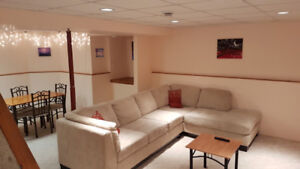 Independent Basement suite in St. Vital
