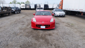 SUPERCHARGED 350Z (*****480hp******* )