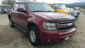 Chevy avalanche 2007
