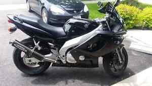2006 YZF 600 R price lowered $2800 firm