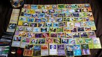 300+ Assorted Pokemon cards, TCGO Codes, Promo Tin and Coins