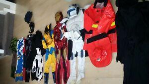 boys' costumes sizes 5-8
