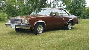 1979 Malibu Classic-----Car is now in storage for the winter