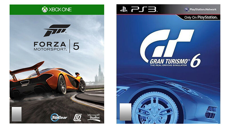 'Forza' vs. 'Gran Turismo': Which Driving Simulator is Better?