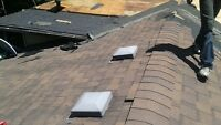 ROOFING. And flat roofs