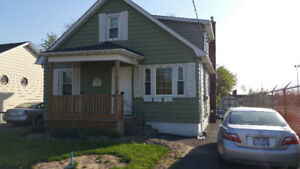 Newly Renovated 2 B/R, 2nd flr of house, clean & central