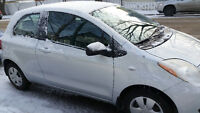 2006 Toyota Yaris Hatchback, super low kms, super fuel efficient