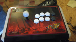 Xbox 360 Street Fighter IV FightStick Tournament Edition