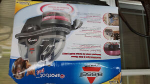Bissell Spotbot Pet Cleaner