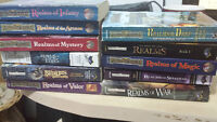 Eleven Forgotten Realms Anthologies