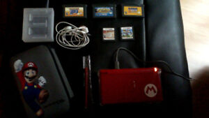 Limited Edition Mario DS LITE Package  MINT