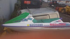 Sea Doo GTX 450-455-3884