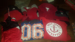 Boys size 7 Hoodies
