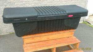 Cargo truck tool box rubbermaid