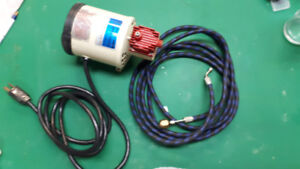 Intermatic Airbrush Compressor  with 10'braided hose line