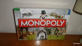 Monopoly Ardingly College Edition - brand new still in cellophane