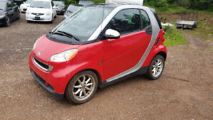 2009 SMART FORTWO-GAS!!!!!! 60  MPG!!!!