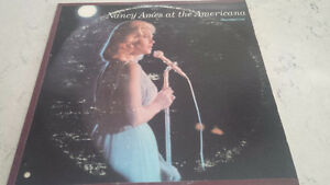 LP: Nancy Ames at the Americana, Live