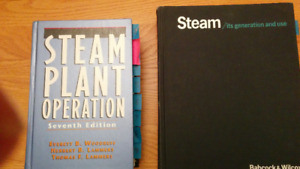 Text Books for Power engineering