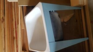 Laundry Sink w/ stand