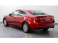 2015 Mazda 6 2.0 SKYACTIV-G SE-L Petrol red Manual