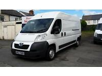 2013 Peugeot Boxer 2.2,130 Professional 335 L3 H2,long wheel base,big volume van