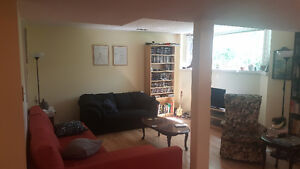 University of Alberta 2 Bdrm Basement Suite just off Whyte Ave