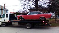 FLATBED CAR DELIVERY by INTERNATIONAL TOWING & STORAGE Inc
