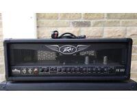 Peavey Valveking VK100 head + 4x12 cab