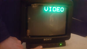 10 inch Sony Color TV