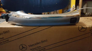 USED MERCEDES ML GL R CLASS W251 KEYLESS GO DOOR HANDLE LEFT