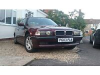 BMW 728i MUST SELL I NEED THE SPACE!