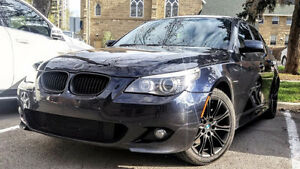 2008 BMW 5-Series M-Package Sedan