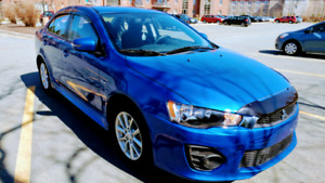 2016 Mitsubishi Lancer Lease Takeover