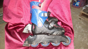 Adjustable Kids inline Roller Blades