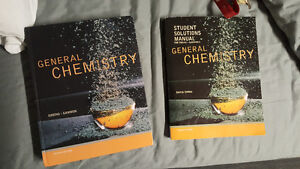 General Chemistry Textbook with solution manual