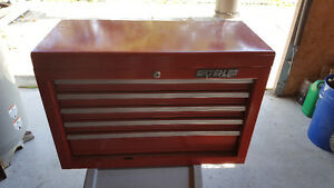 Waterloo 5 drawer tool box