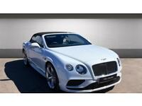 2015 Bentley Continental GTC 6.0 W12 (635) Speed 2dr Automatic Petrol Convertibl
