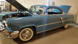 1952 Lincoln Capri 2 dr hard top