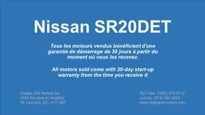 JDM Nissan SR20DET Moteur Engine