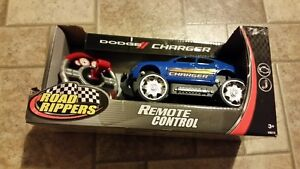 toy car-doger charger with remote control
