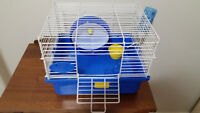 Rodent Cage and Accessories